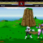 Dragon Ball Z Butoden Mugen - Screenshot