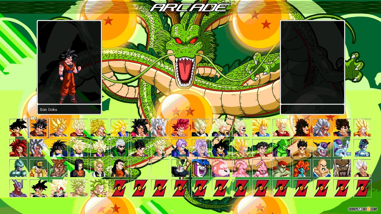 Dragon ball: advanced adventure download free full games.