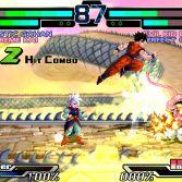 Dragon Ball Z Mugen 2011 - Screenshot