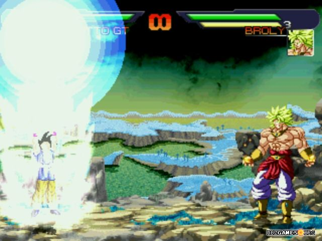 dragon ball z sparking mugen 2010 pc