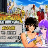 Saint Seiya Next Dimension Mugen - Screenshot