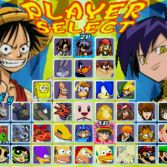 Cartoon vs Anime Mugen - Screenshot