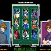 Gundam Wing Mugen Game - Screenshot
