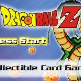 Dragon Ball Z Collectible Card Game - Screenshot