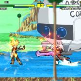 Dragon Ball EX Mugen - Screenshot