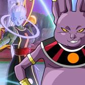 Dragon Ball Xenoverse 2: Champa and Vados gameplay videos