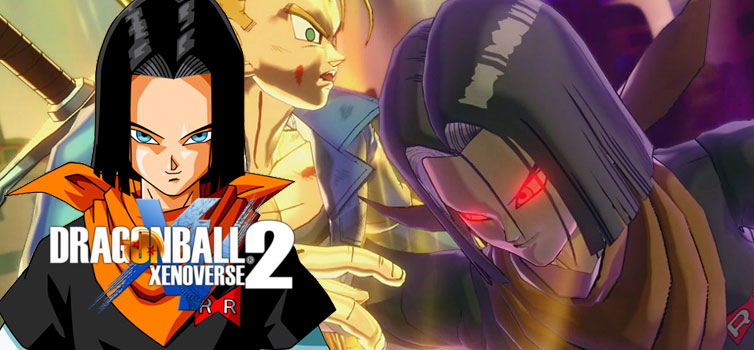 Dragon Ball Xenoverse 2: Super Android 17 Raid Event (February 18th)