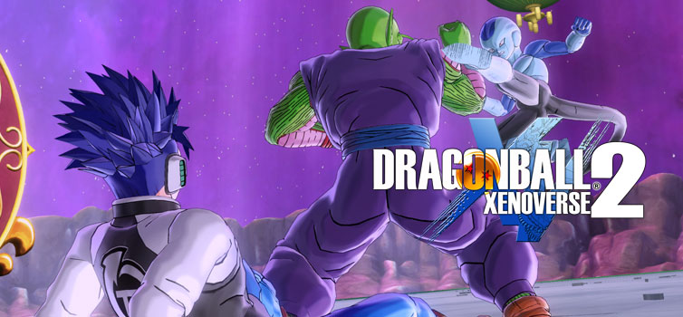 Dragon Ball Xenoverse 2: DLC Super Pack 2 is now available