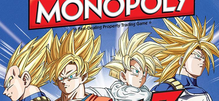 Monopoly: Dragon Ball Z Edition