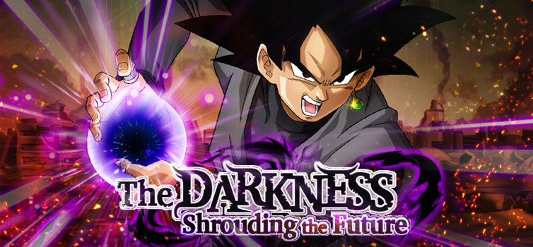 Dragon Ball Z Dokkan Battle - The Darkness Shrouding the Future event, new SSR Goku Black