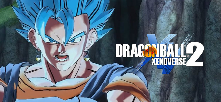 Dragon Ball Xenoverse 2: DLC 4 is coming in June, Vegito Blue teased