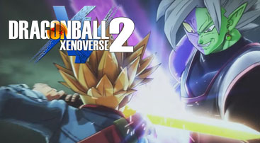 Dragon Ball Xenoverse 2: DLC 4 launches today, introduction trailer