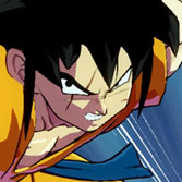 Dragon Ball FighterZ: Android 21, Yamcha and Tien screenshots