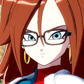 Dragon Ball FighterZ: Android 21 in-game reveal trailer