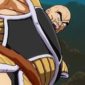 Dragon Ball FighterZ: Nappa gameplay trailer