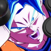 Dragon Ball FighterZ: Special Fight Stick from HORI