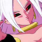 Dragon Ball FighterZ: Android 21 character trailer and screenshots