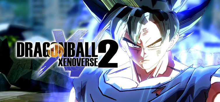Dragon Ball Xenoverse 2: Goku Ultra Instinct and new story features in DLC Extra Pack 2