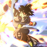 Dragon Ball FighterZ: Broly and Bardock teaser trailers and screenshots