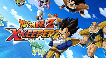 Dragon Ball Z X Keeperz: New gameplay videos show more game features
