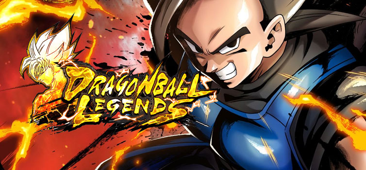 Dragon Ball Legends: New characters by Akira Toriyama, card features, and screen options