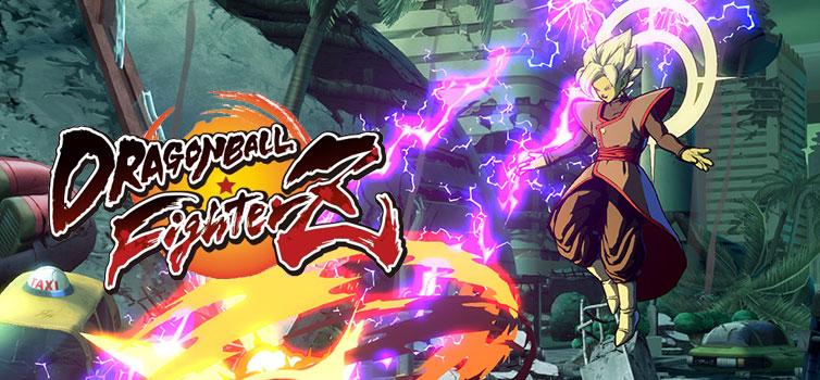 Dragon Ball FighterZ: Fused Zamasu first screenshots