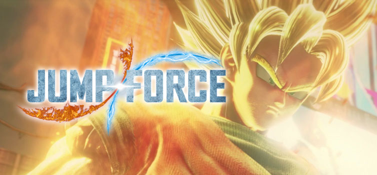 Jump Force: New action-packed gameplay video