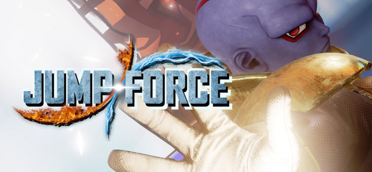 Jump Force: First screenshots of the main antagonist, Kane