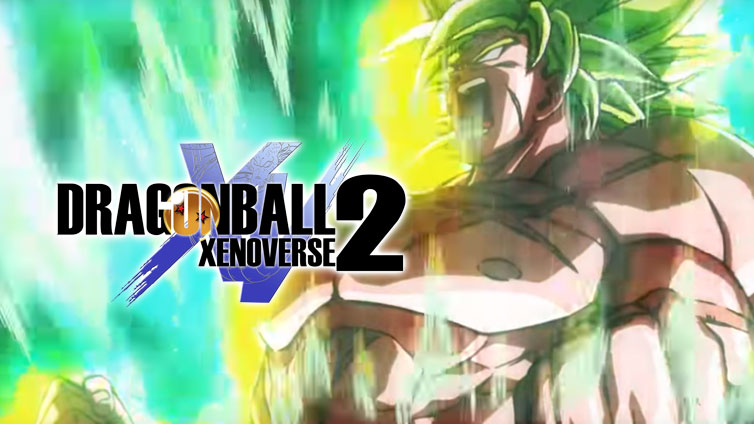 Dragon Ball Xenoverse 2: Broly Super Saiyan Full Power announced as a DLC character