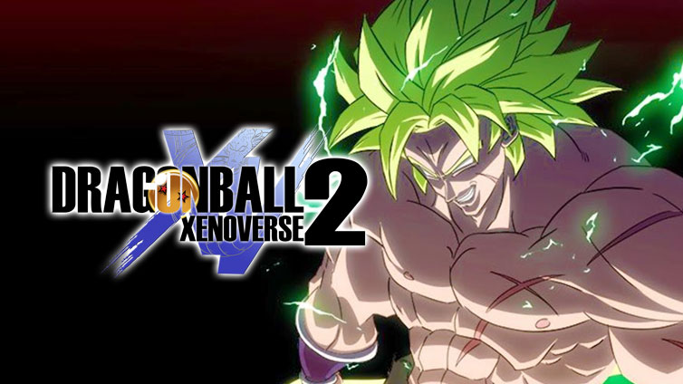 Dragon Ball Xenoverse 2: First look at Broly Super Saiyan Full Power