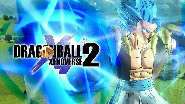 Dragon Ball Xenoverse 2: Gogeta SSGSS screenshots