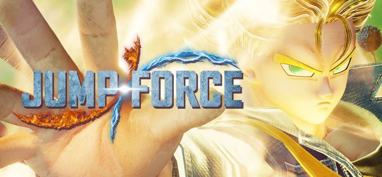 Jump Force: Story and Avatar trailer
