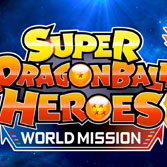 Super Dragon Ball Heroes World Mission: International release for Switch and PC announced