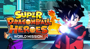 Super Dragon Ball Heroes World Mission: 4 new screenshots