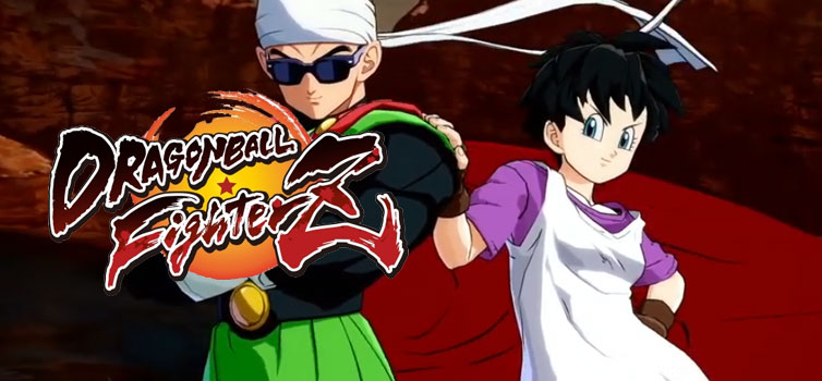 Dragon Ball FighterZ: Jiren and Videl gameplay trailer, Videl with long hair