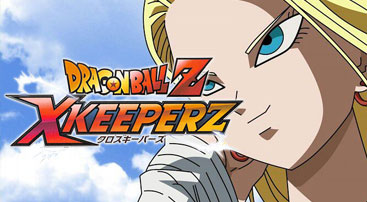 Dragon Ball Z X Keeperz: Cooler, Frieza, the Androids, and Pan character trailers