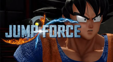 Jump Force now available in early access, launch trailer
