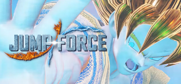 Jump Force officially launched