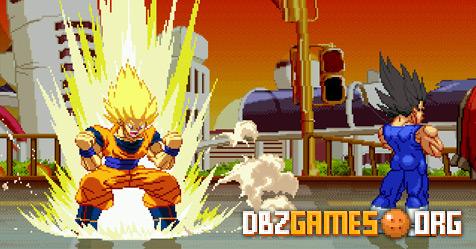 Novo game dragon ball super z (jus) para pc e android (download.