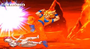 Dragon Ball Z Retro Battle X3 - Trailer