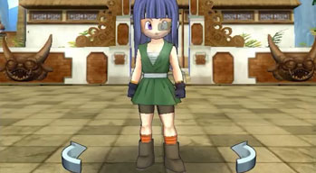 Dragon Ball Online - Character creation