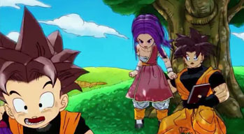 Dragon Ball Online - Age 1000 Opening