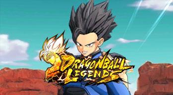 Dragon Ball Legends - Trailer