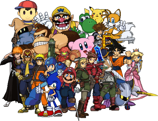 Super Smash Flash 2