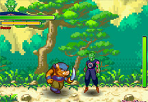 DBZ Fierce Fighting 2.1