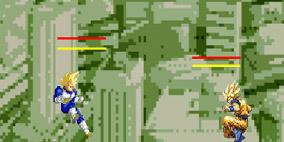 Dragon Ball Z Tournament Battle