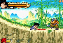 Dragon Ball Advanced Adventure Gameplay