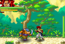 DBZ Fierce Fighting 2.8