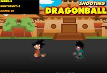 Shooting Dragon Ball Gameplay