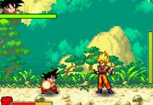 Dragon Ball Fierce Fighting 1.5 Gameplay